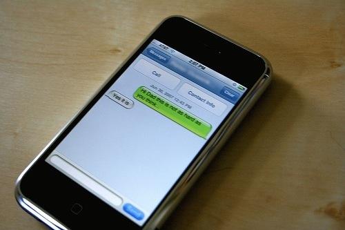 SMSアプリを宛先つきで立ち上げられるURLスキーム(注意点あり)