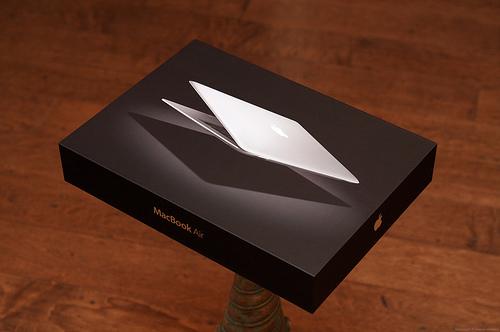 Mac Book Airメモリ増設モデル購入!買う時に戸惑ったこと。