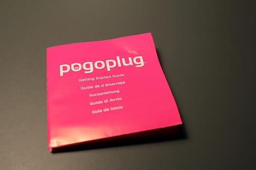 MacBookAirの次は外部記憶装置!Pogoplugを試してみる!