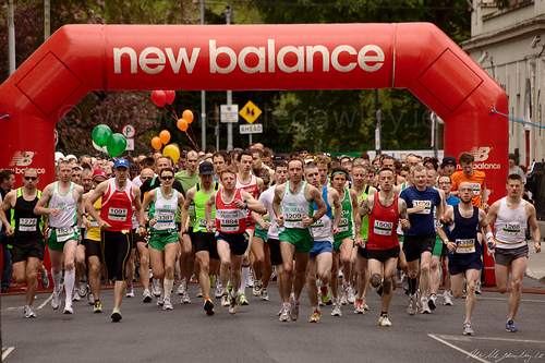 Great Limerick Run: Marathon Start