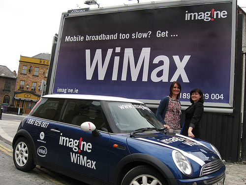 電波が入るのってイイ!WiMAXの対応エリアが広がって便利になった!