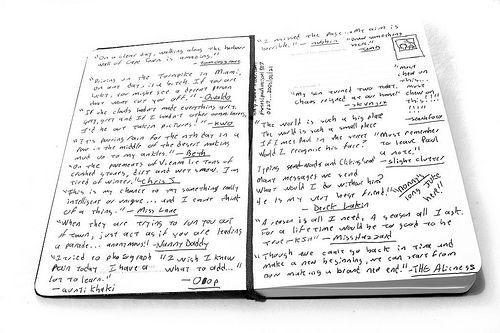 iPhoneで、書きやすい、続けやすい、振り返りやすい4行日記のすすめ