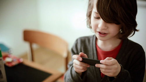 iPhoneの触れる部分を制限できる!アクセスガイドは子ども対策にピッタリ!