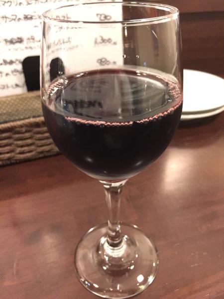 100円ハウスワイン