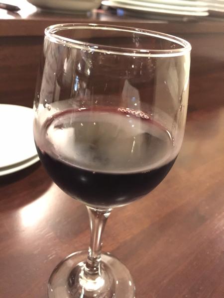 300円プレミアムハウスワイン
