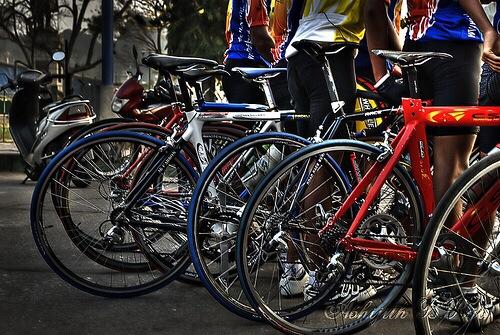 トライアスロンのための初めてのロードバイク!5つの比較ポイントで賢く選ぼう!